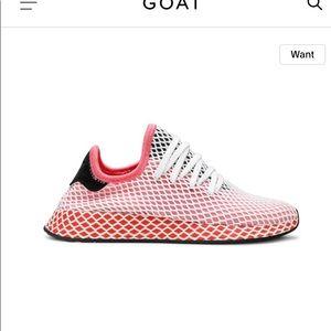 Adidas deerupt running shoes